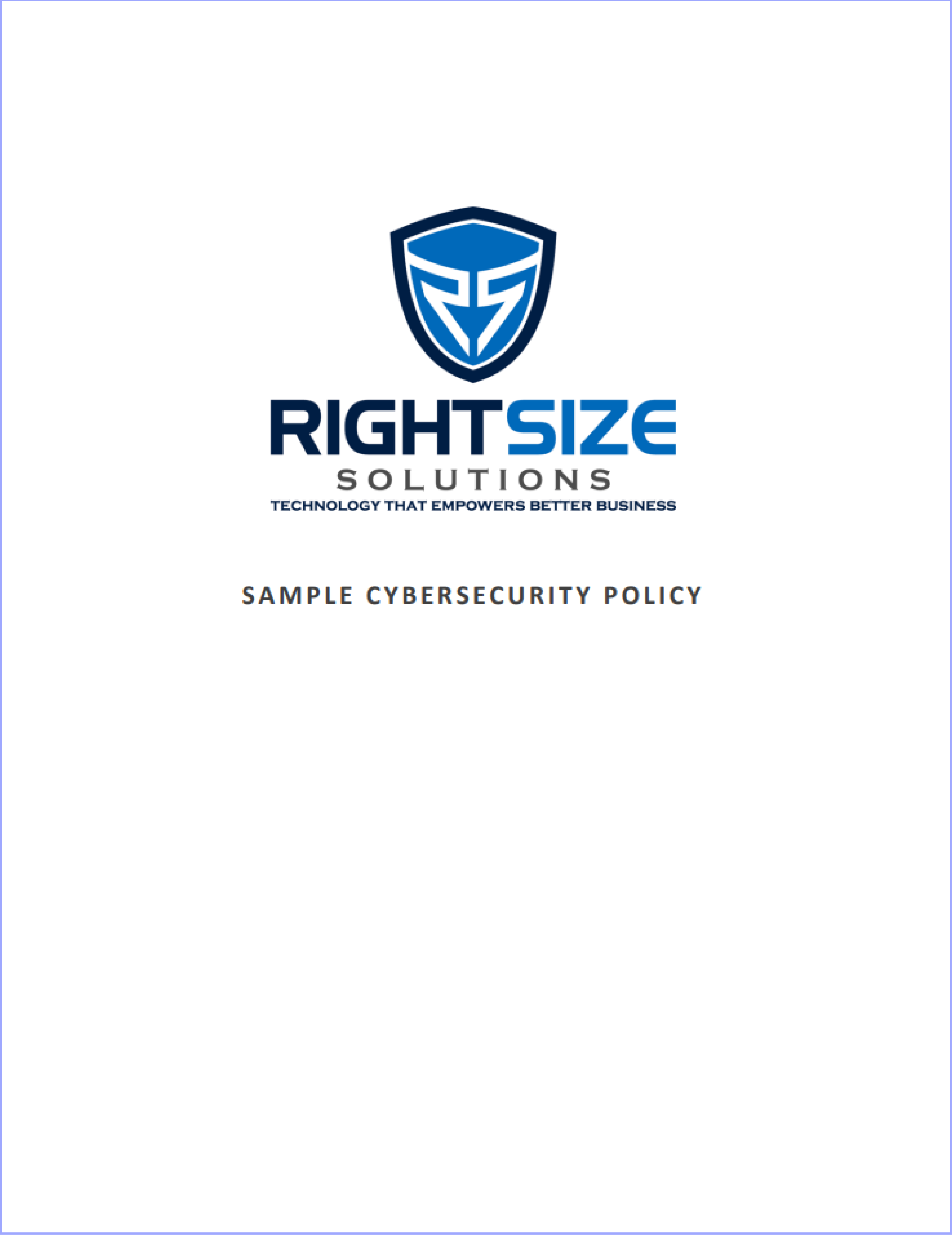 Product Brochures | RightSize Solutions